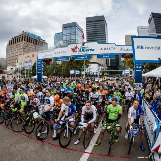 ATB TOUR OF ALBERTA ANNOUNCES DIVERSITY OF COURSES FOR 5TH EDITION, SEPTEMBER 1 – 4, 2017